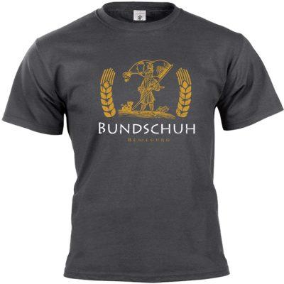 Bundschuh T-shirt dunkelgrau