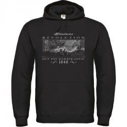 Deutsche Revolution 1848 Kapuzenpullover