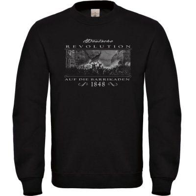 Deutsche Revolution 1848 Pullover Männer