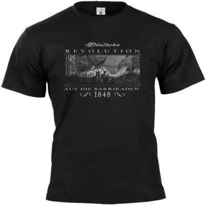 Deutsche Revolution 1848 T-shirt