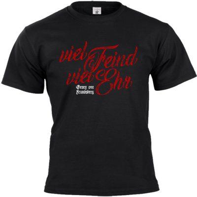 Georg von Frundsberg T-shirt