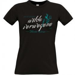 lützows wilde verwegene Jagd T-shirt schwarz Frauen