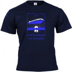 Ferdinand von Zeppelin T-shirt