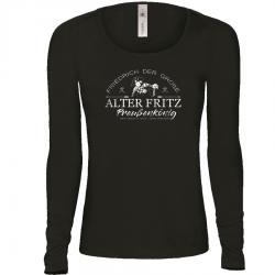 Friedrich der Große Pullover Frauen