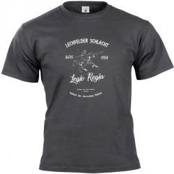 Schlacht auf dem Lechfeld T-shirt