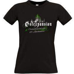 Marienburg T-shirt schwarz Frauen