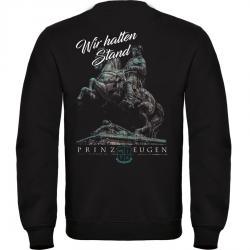 Prinz Eugen Pullover Männer Rücken