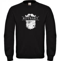 Rotbart Barbarossa Pullover Männer