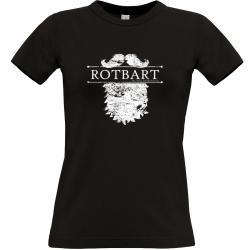 Rotbart Barbarossa T-shirt schwarz Frauen