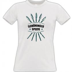 Schöninger Speere T-shirt weiss Frauen