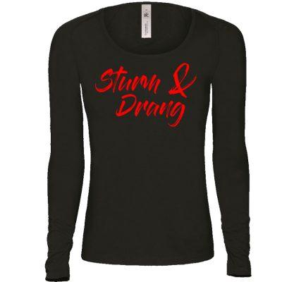 Sturm & Drang Pullover Frauen