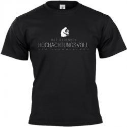 Trümmerfrau Gedenken T-shirt