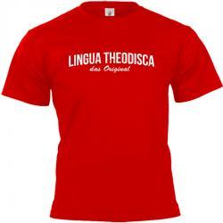 lingua theodisca T-shirt