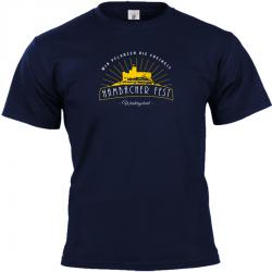 Hambacher Fest T-shirt blau