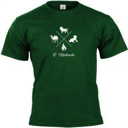 Zarathustra Nietzsche T-shirt